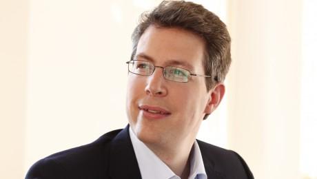 Der neue stv. CSU-Generalsekretär Markus Blume. Bild: BK