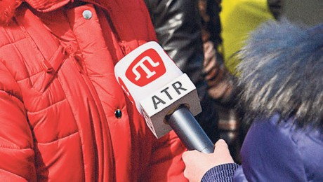 Ein erster Angriff auf die kulturelle Freiheit? Der Minderheitensender ATR ist vom Netz. Bild: fkn