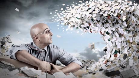 Kampf gegen Bürokratiemonster