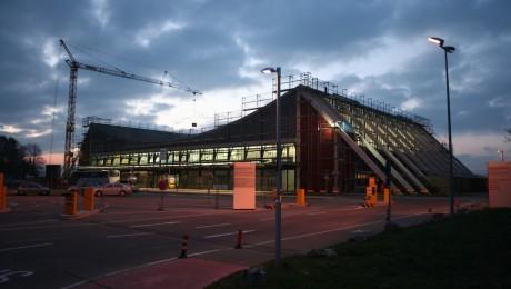 Bald könnte der Memminger Flughafen wieder zur Großbaustelle werden. Die Anteilseigner planen den Ausbau des Airports. (Foto: Allgäu Airport)