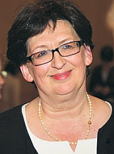Barbara Lanzinger, MdB.