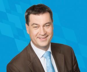 Markus Söder, Bayerischer Finanz- und Heimatminister. (Foto: Archiv)