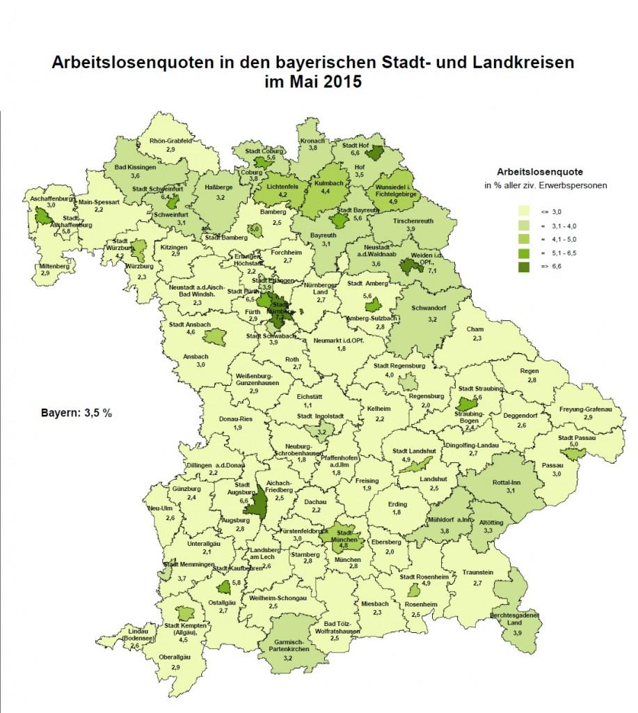 Arbeitsmarkt: Kurs auf Vollbeschäftigung – Bayernkurier