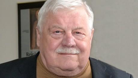 Der langjährige Realschulrektor, CSU-Kreisvorsitzende und ehrenamtliche Bürgermeister in Schwabach, Hermann Stamm (gestorben 2014). (Foto: Karl Freller)