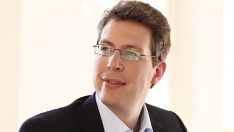 Der Vorsitzende der CSU-Grundsatzkommission, Markus Blume. (Bild: CSU)