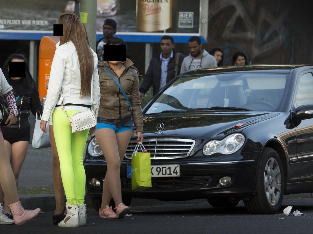 Kurfürstenstraße berlin prostitution