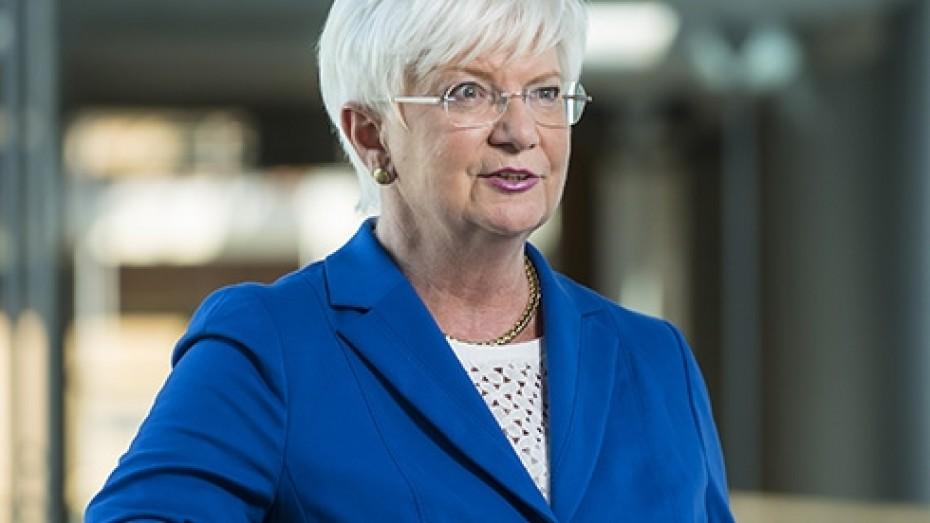 CSU-Landesgruppenchefin Gerda Hasselfeldt. (Foto: Henning Schacht)