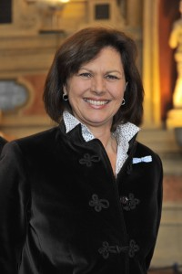 Bayerns Wirtschaftsministerin Ilse Aigner. (Bild: imago/Spöttel Picture)
