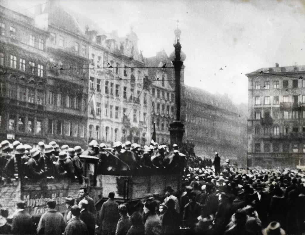 Hitlerputsch 1923 Zuma Keystone Imago53363313h Bayernkurier