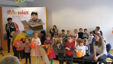 Der königlich-bayerische Kindergarten