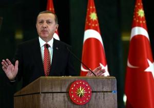 Der türkische Präsident Recep Erdogan. (Foto: Imago/Zuma Press)