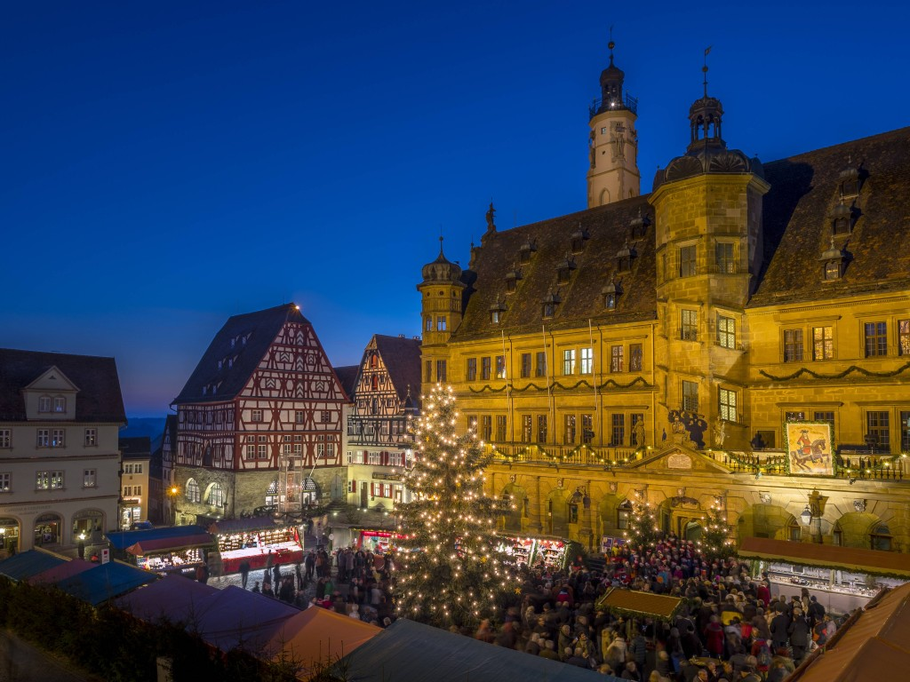 weihnachtsmarkt reiterlesmarkt in rothenburg ob der tauber. Black Bedroom Furniture Sets. Home Design Ideas