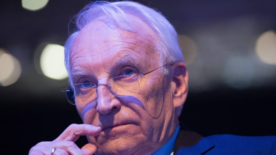 Edmund Stoiber, CSU-Ehrenvorsitzender und ehemaliger bayerischer Ministerpräsident. (Bild: Imago/Sebastian Widmann)