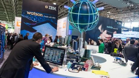 IBM eröffnet Kompetenzzentrum in Schwabing