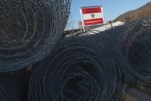 Österreich schließt die Grenzen. Bild: Imago/Zuma Press