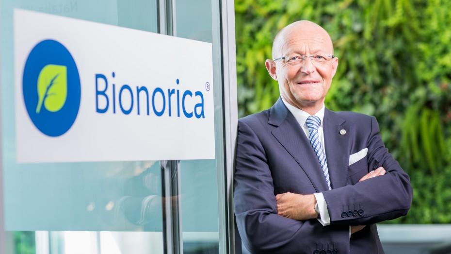 Unternehmer des Jahres 2014: Bionorica-Eigner und Vorstandschef Professor Dr. rer. nat. Michael A. Popp. Bild: Jan Voth, Bionorica.