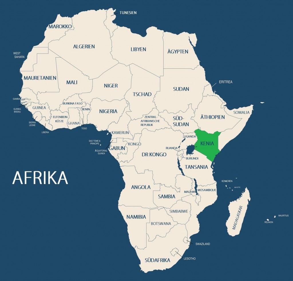 Kenia Karte.Entwicklungshilfe Eine Welt Ohne Hunger Ist Möglich Bayernkurier