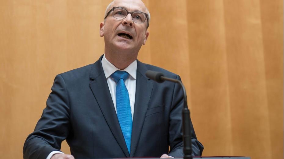 Der Grünen-Politiker Volker Beck. (Bild: Imago/Christian Ditsch)