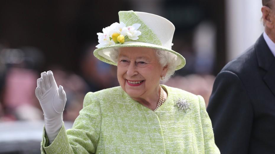 Queen Elizabeth 90 Jahre Pflichterfullung Bayernkurier
