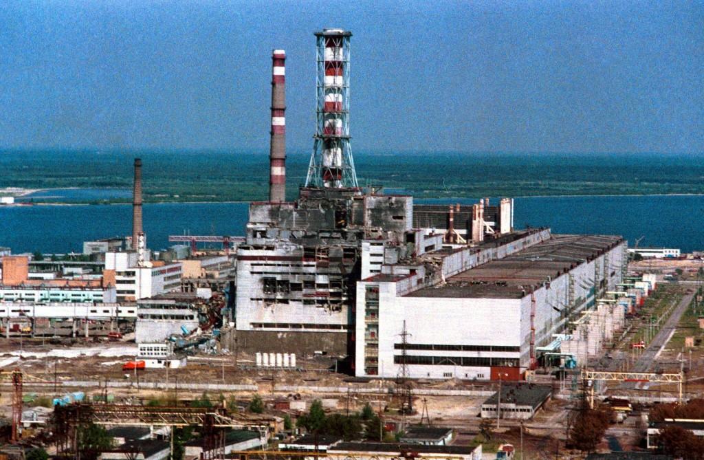 Tschernobyl Karte Belastung Deutschland.Vor 30 Jahren Was Von Tschernobyl Ubrig Blieb Bayernkurier