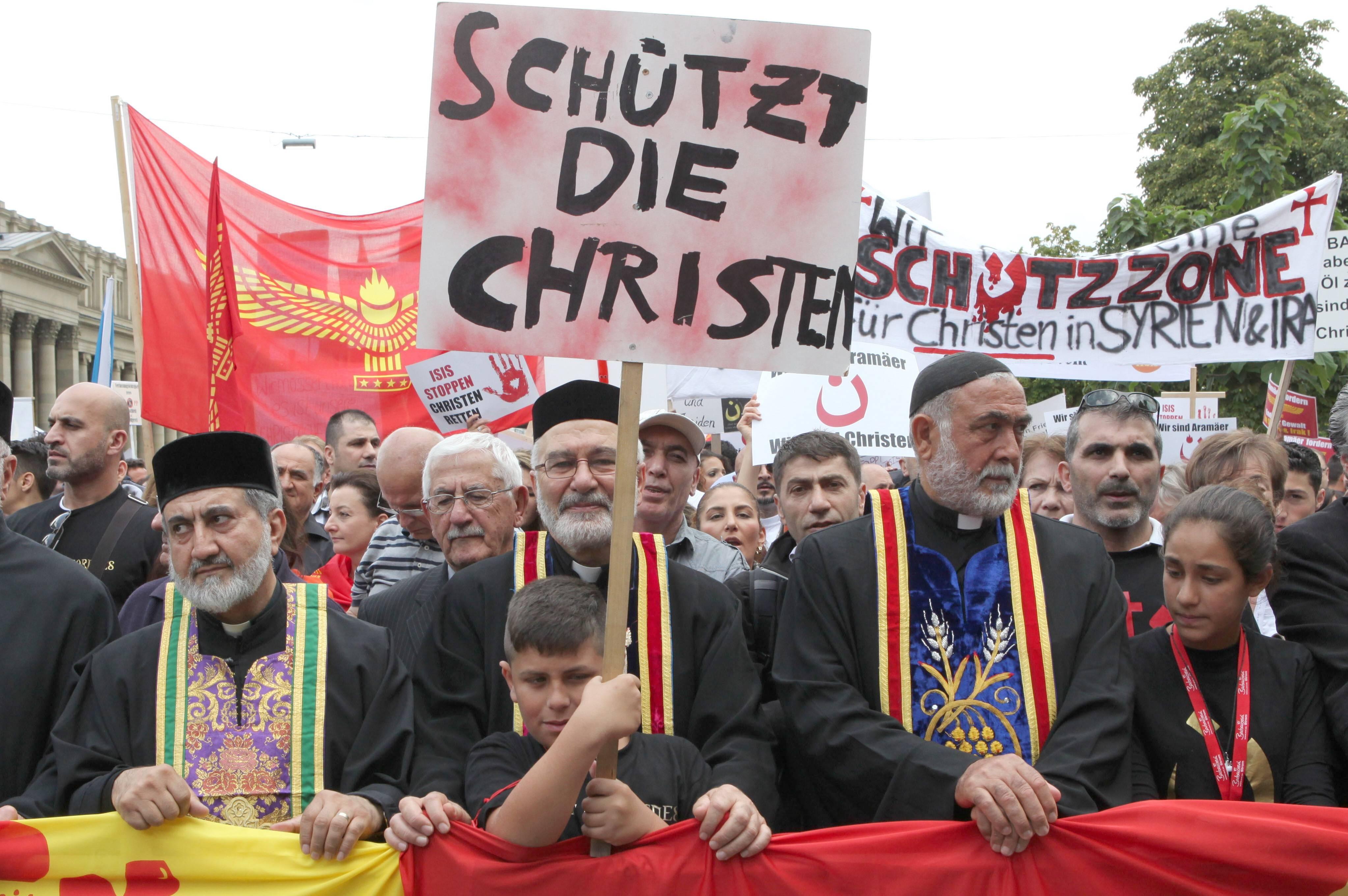 Christliche Hilfsorganisationen