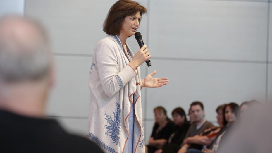 Bayerns Wirtschaftsministerin Ilse Aigner. (Bild: CSU)