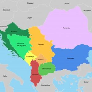 Die Balkanroute führte bisher über die Türkei und Griechenland nach Mazedonien und weiter nordwärts. Nun rückt Bulgarien in den Fokus. (Bild: Fotolia/Kartoxjm)
