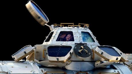 Alexander Gerst für drei Monate Chef der ISS
