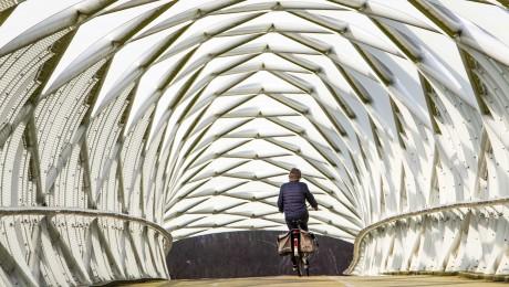 Autobahn für Radfahrer
