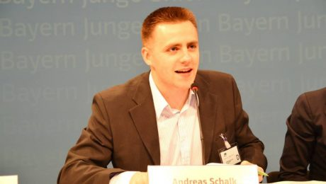 Andreas Schalk rückt in den Landtag nach