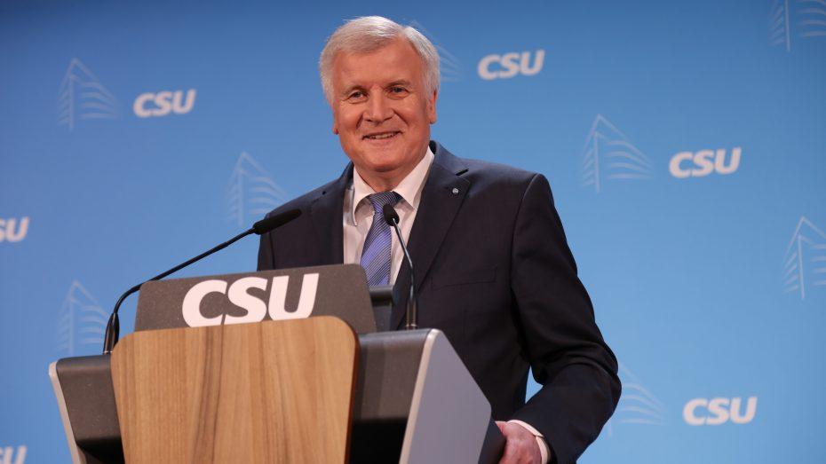 Bayerns Ministerpräsident Horst Seehofer. (Foto: CSU)