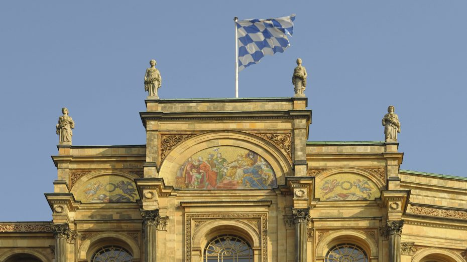 Das Maximilianeum in München, der Sitz des Bayerischen Landtags. (Foto: Imago/STL)München