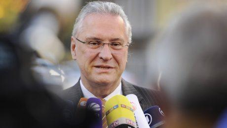 Bayerns Innenminister Joachim Herrmann. (Foto: Imago/Sven Simon)