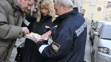 Ausbau der Sicherheitswacht