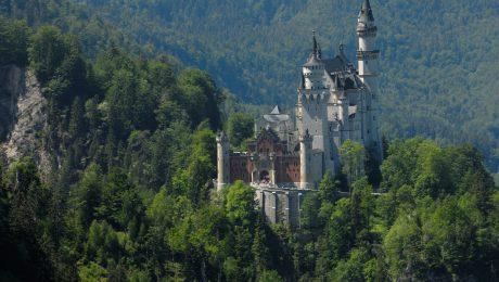 Das Schloss Neuschwanstein des Märchenkönigs bei Füssen im Allgäu. (Bild: Füssen Tourismus/fkn)
