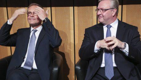 SPD und CDU verlieren im Gleichschritt
