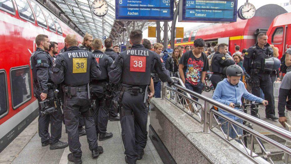Bundespolizei Flughafen Köln