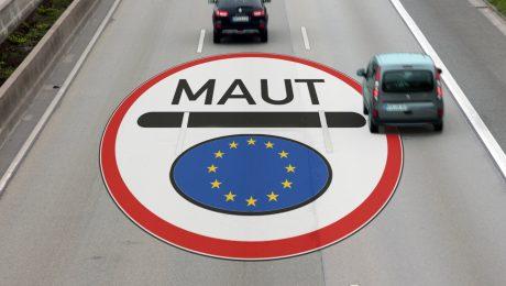 Die geplante Pkw-Maut von Verkehrsminister Dobrindt kommt vor den Europäischen Gerichtshof. (Foto: Imago/Ralph Peters)