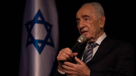 Einer, der Israel geprägt hat: Friedensnobelpreisträger Shimon Peres ist tot. (Bild: Imago/Xinhua)