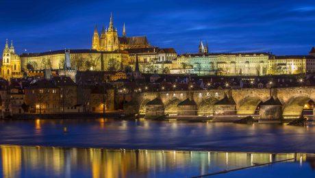 Nach Prag in vier Stunden