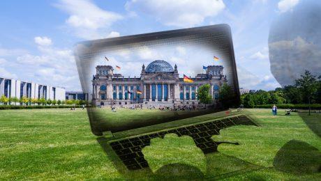 Hacker-Attacke auf den Bundestag