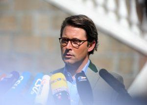 CSU-Generalsekretär Andreas Scheuer, MdB (Bild: CSU)