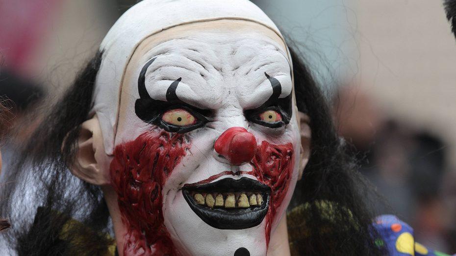 Sogenannte Horror-Clowns treiben neuerdings auch in Bayern ihr Unwesen und erschrecken Kinder. (Foto: Imago/Agencia EFE)
