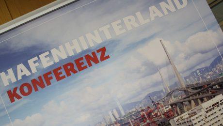 Die Hafen-Hinterland-Konferenz in Nürnberg brachte Logistiker, Exporteure, Spediteure, Hafenbetreiber und Verwaltung zusammen. (Foto: Wolfram Göll)