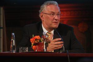 Staatsminister Joachim Herrmann. (Bild: Meggle)