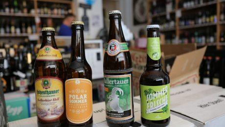 Handwerklich gebrautes Bier liegt im Trend. (Bild: A. Schuchardt)