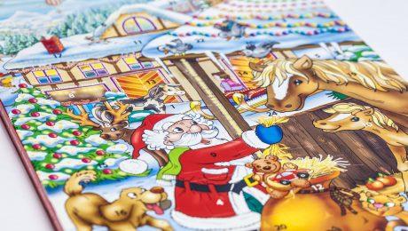 Alles nur Schokolade? Mineralölrückstände wurden in Adventskalendern gefunden. (Bild: Imago/STPP)
