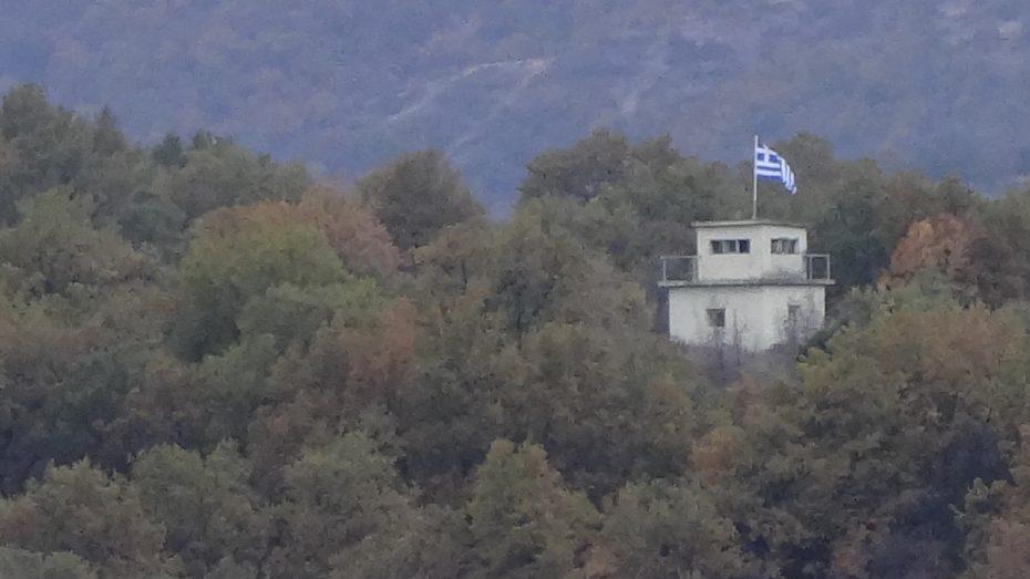 Die Sonne scheint noch nicht wieder über Griechenland. (Foto: M. Dietrich)