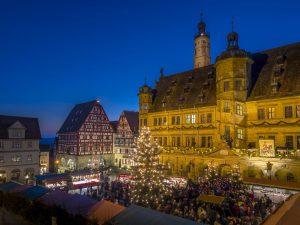 Reiterlesmarkt in Rothenburg ob der Tauber. (Bild: Imago/P. Widmann)