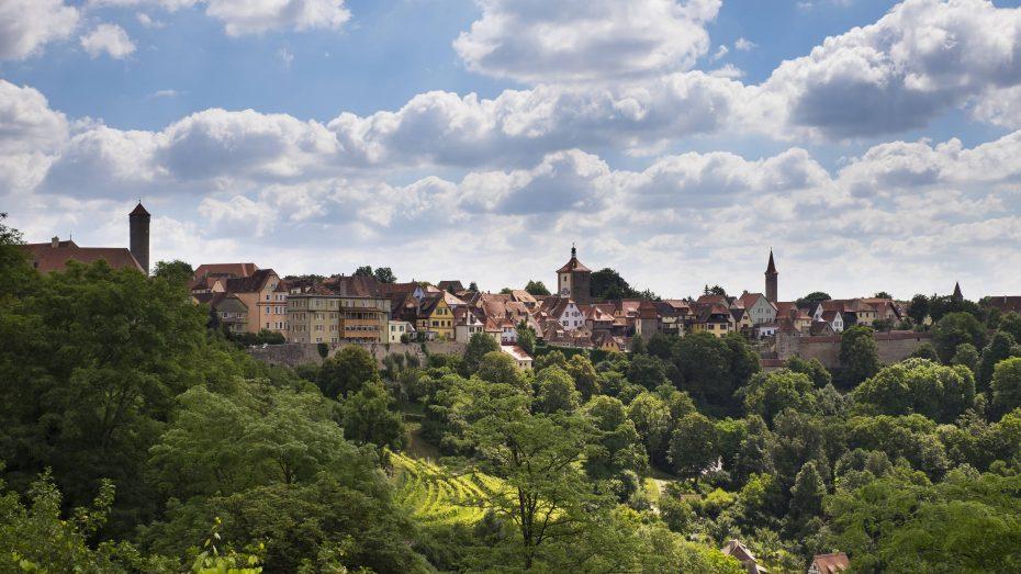 Rothenburg ob der Tauber, immer einen Ausflug wert. (Bild: Imago/Westend61)